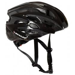 Kask rowerowy regulowany Dunlop czarny R.L