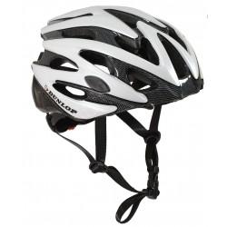 Kask rowerowy regulowany Dunlop szary R.S