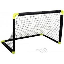 Bramka do piłki nożnej z siatką składana 90x59x61cm Dunlop