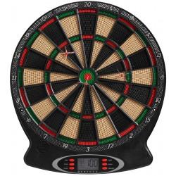 Tarcza dart elektroniczny Best Sporting 43cm i 6 lotek