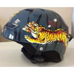 Kask Narciarski Twho15 Tygrys R.S/M