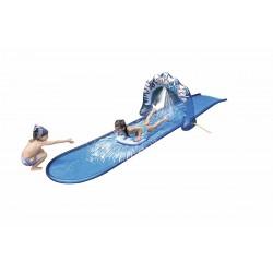 Ślizgawka zjeżdżalnia wodna dla dzieci 500x95cm 97205