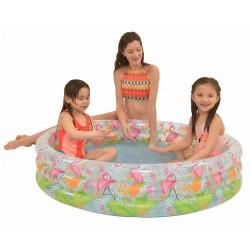 Basen dziecięcy 3-pierścieniowy Flaming 120x25cm 57158
