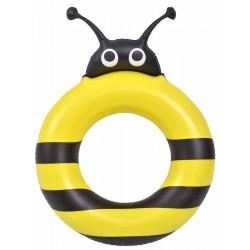 Kółko do pływania pszczółka 70x50cm 37623