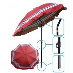 Parasol Plażowo Balkonowy Royokamp Śr. 200cm