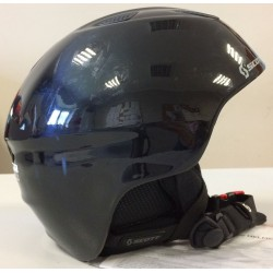 Kask Scott Shadow Iii Junior Solid Black R.Xxs
