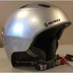 KASK SCOTT SHADOW III JUNIOR SILVER R.XS 51,5-53,5CM
