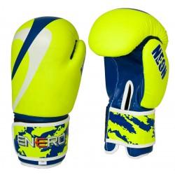 Rękawice bokserskie Enero Neon 14oz