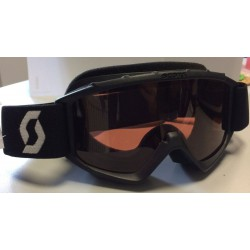 Gogle Narciarskie Scott Base Color Lenses Black