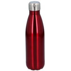 Butelka Termiczna Turystyczna Alpina 500 ml - czerwony