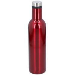 Butelka Termiczna Turystyczna Alpina 750 ml Czerwony