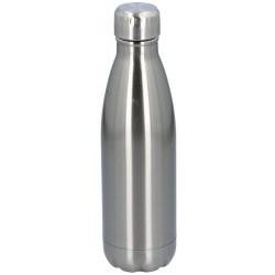 Butelka Termiczna Turystyczna Alpina 500 ml - srebrny