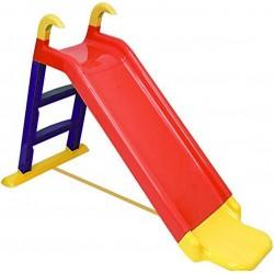 Zjeżdżalnia ślizgawka ogrodowa plastikowa dla dzieci 141x60x78,5cm