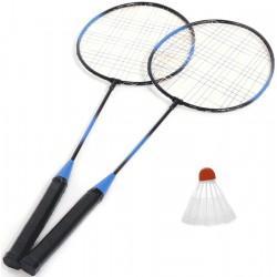 Zestaw do badmintona metalowy + lotka EXTREME