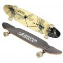 Deskorolka longboard BEST SPORTING INSECT 109x26cm