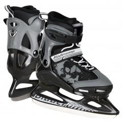 Łyżwy Bladerunner Micro Ice R.33-36,5 210-230 Mm Czarne
