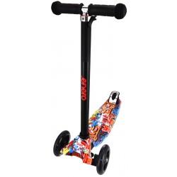 Hulajnoga 3 kołowa balansowa Enero Maxi Colic