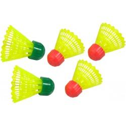 Lotka do szybkiego badmintona 5szt