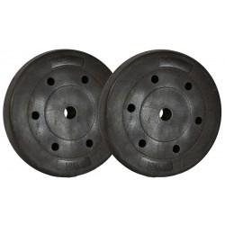 Obciążenie betonowe kompozytowe 10kg Eb Fit Fi29,5