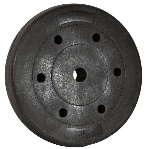 Obciążenie betonowe kompozytowe 10kg Eb Fit Fi26,5
