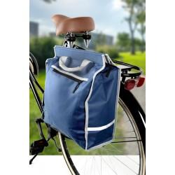 Torba rowerowa na bagażnik sakwa Dunlop