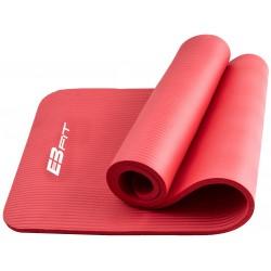 Mata fitness nbr 180x60x1cm czerwona i torba Eb fit