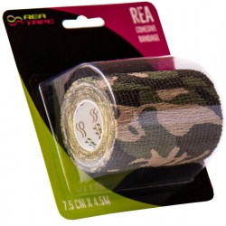 Rea Tape Bandaż Elastyczny 7,5x 4,5 Moro Zielony