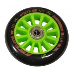Kółko do hulajnogi Stunt Pb 100mm Plastik Scratch 1szt zielone
