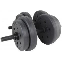 Hantla kompozytowa 16 kg ( 2x8 kg ) Eb Fit