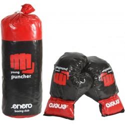 Zestaw bokserski dla dzieci enero