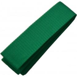 Szarfy gimnastyczne do zabaw szkolne 10szt zielony