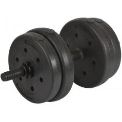 Zestaw hantli kompozytowych 20kg ( 2x10kg ) Eb Fit
