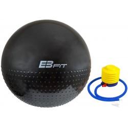 Piłka gimnastyczna z masażerem Half Fit 75 cm Eb fit