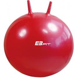 Piłka Fitness Do Skakania 45 Cm - Czerwona Eb Fit