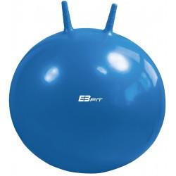 Piłka Fitness Do Skakania 55 Cm - Niebieska Eb Fit