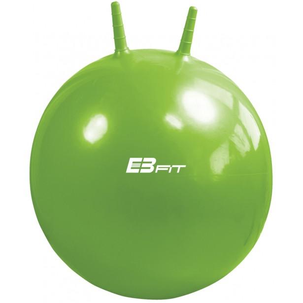 Piłka Fitness Do Skakania 65 Cm - Żółta Eb Fit