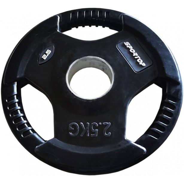Obciążenie olimpijskie 2,5 kg SPORTOP fi50