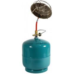Zestaw butla gazowa 3Kg i Promiennik