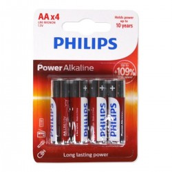 Bateria PHILIPS LR6 AA Powerlife 4szt