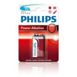 Bateria PHILIPS 9V Powerlife