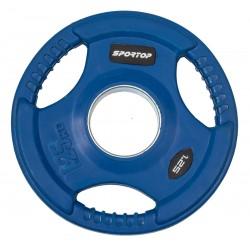 Obciążenie olimpijskie 1,25 kg SPORTOP fi50