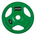 Obciążenie olimpijskie 10 kg SPORTOP fi50