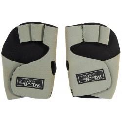 Rękawice na siłownię 3 palce WG 3814 IRO R.S