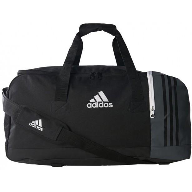 Torba Adidas Tiro TB M czarno-szara S98392