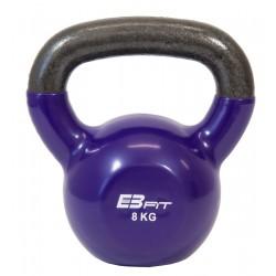 Hantla żeliwna kettlebell 8 kg Eb Fit