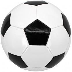 Piłka biedronka biało-czarna Enero