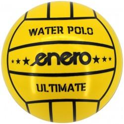 Piłka water polo siatkowa Enero żółta