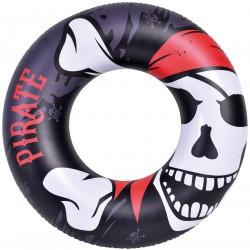 Koło dmuchane do pływania pirat 115cm 35013