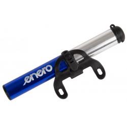 Pompka rowerowa alu Enero 22x191mm niebieska 1033136