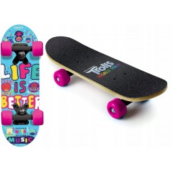 Deskorolka mini skater TROLLS